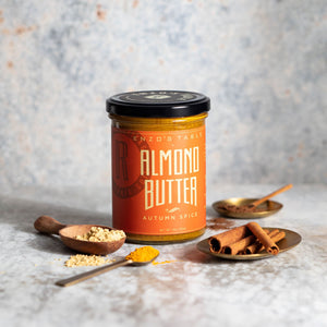 Autumn Spice Almond Butter