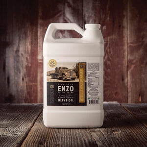 ENZO Olive Oil Gallon Jug