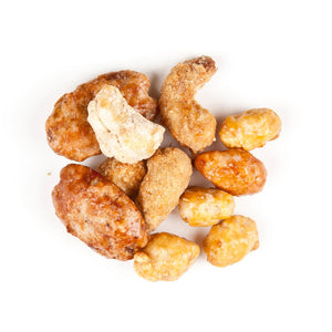 Mixed Nuts - Butter Toffee