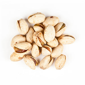 Pistachios - Crushed Garlic