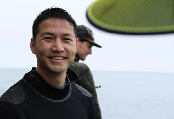 Son Vuong - Blue Holic Scuba Instructor