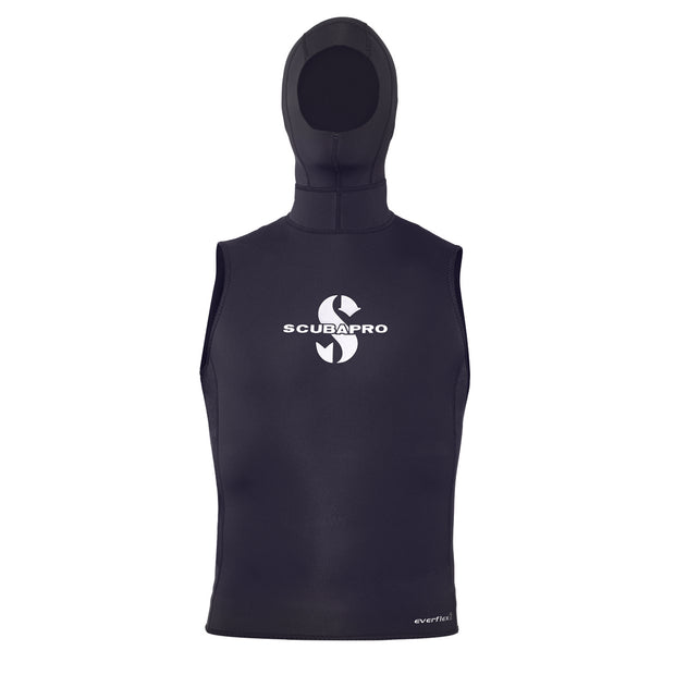 HOODED DIVING VEST, 2.5MM, UNISEX