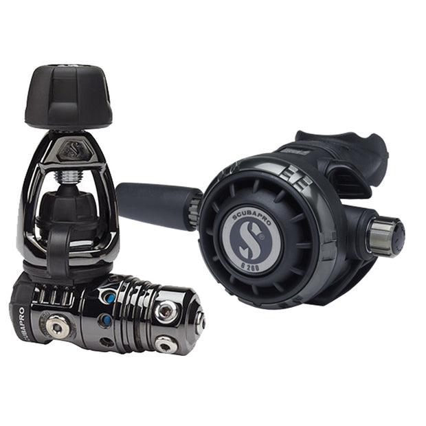 MK25 EVO/G260 BLACK TECH DIVE REGULATOR SYSTEM, INT