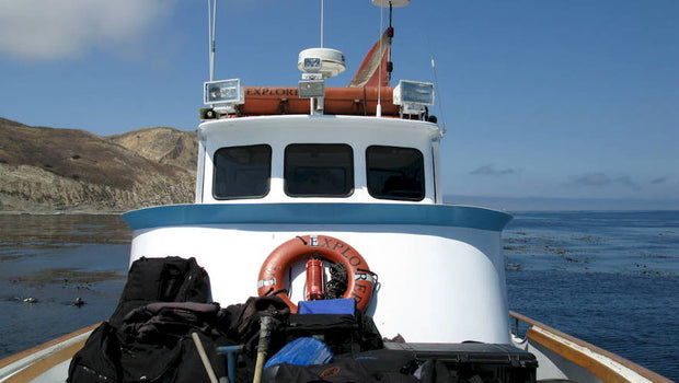 Anacapa/Santa Cruz Island Boat Diving Trip [July 13 2019]