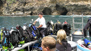 Anacapa/Santa Cruz Island Boat Diving Trip [August 11 2019]