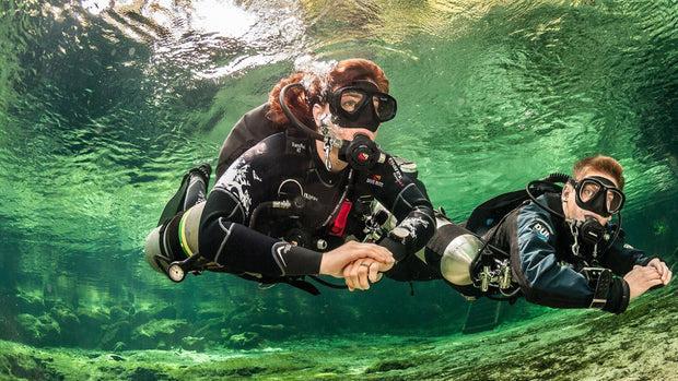 Sidemount Diver Specialty Course