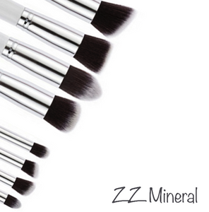 Zz Mineral Full Makeup Brush Set