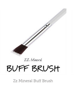 Zz Mineral Buff Brush