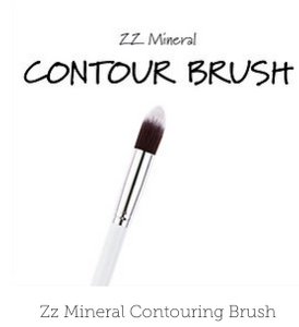 Zz Mineral Contouring Brush