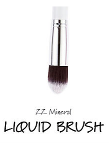 Zz Mineral Liquid Makeup Brush
