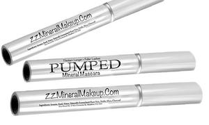 Pumped: Volcanic Mineral Mascara