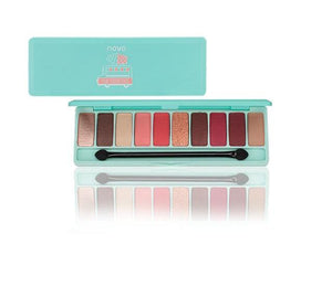 Fashion Eyeshadow palettes 10Colors