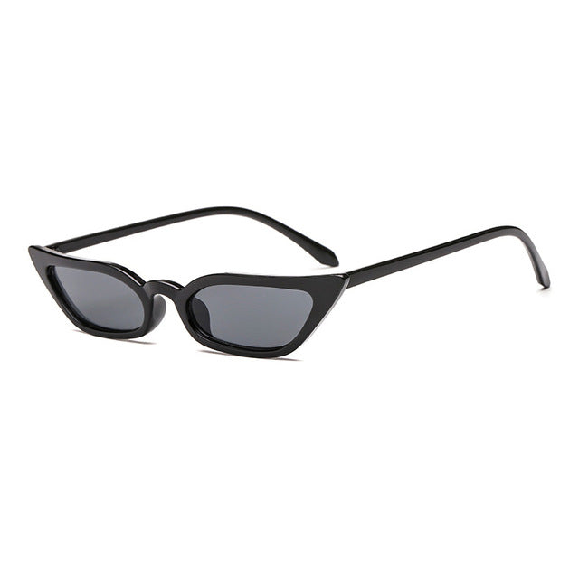 Brand Designer Retro Cat eye Sunglasses