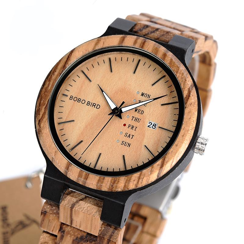 Unisex Wooden watch