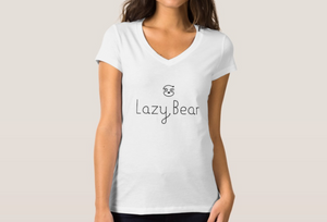 Lazy Bear Tea Women's t-shirt