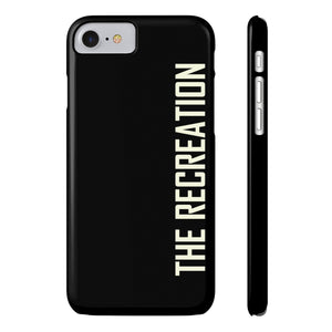 The Recreation Logo Phone Case