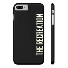 Load image into Gallery viewer, The Recreation Logo Phone Case