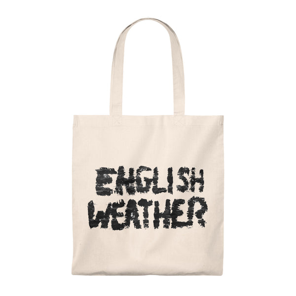 English Weather Tote Bag