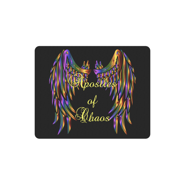 Apostles of Chaos Colour Logo Mouse Mat