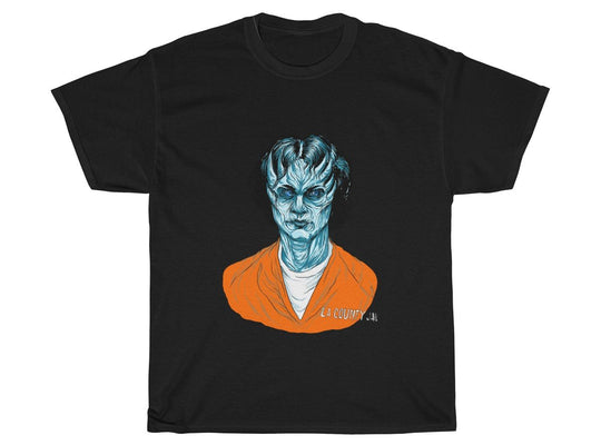 Richard Ramirez, The Night King Unisex Heavy Cotton T-Shirt