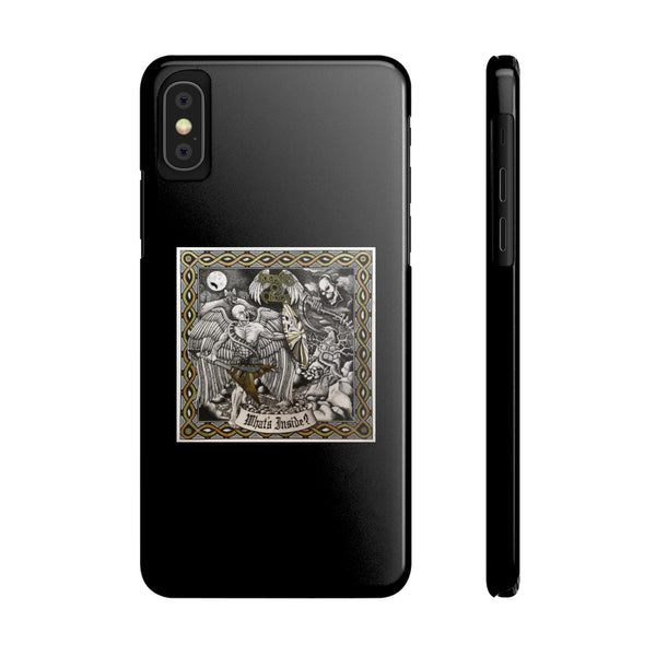 Apostles of Chaos What's Inside? iPhone Case