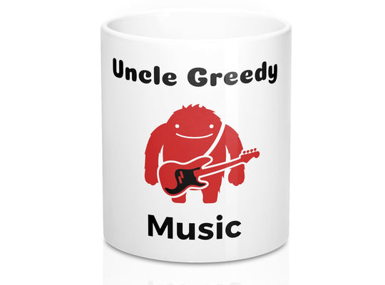 Uncle Greedy Mug 2