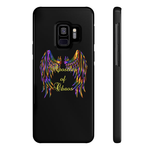 Apostles of Chaos Colour Logo Samsung Case