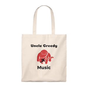 Uncle Greedy Tote Bag 2