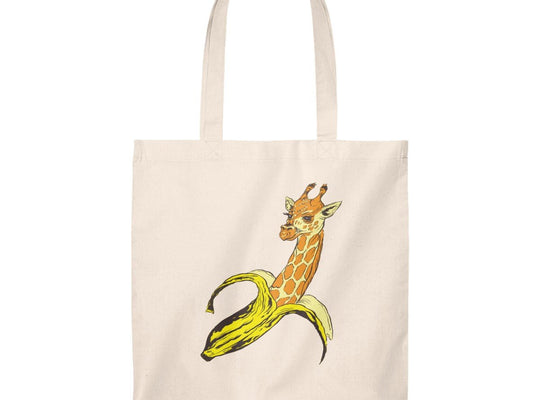 Bananagram Tote Bag