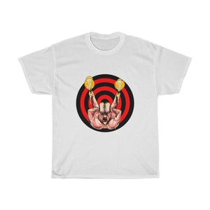 The Horns of Perception Unisex Heavy Cotton T-Shirt