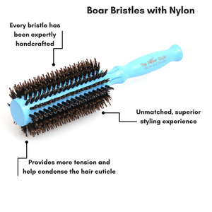 The Power Styler Blow Out Boar Bristle Brush