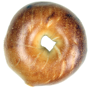 Plain Bagel - 3 Pack