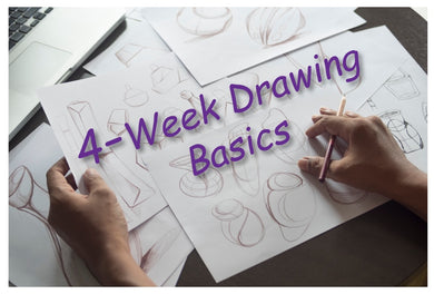 4-Week Drawing Basics Class
