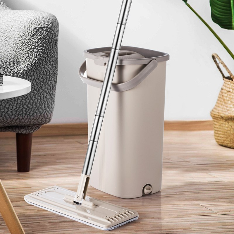 MOPPSY PRO 2.  Excepcional self-cleaning system
