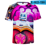 Unisex ip hop Rapper Bboy dancer DJ T shirt