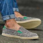 Men Chinese Fashion Soft Slip On Espadrilles For Men Loafers