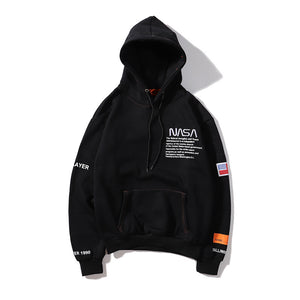 Unisex NASA joint Printed Hoodies