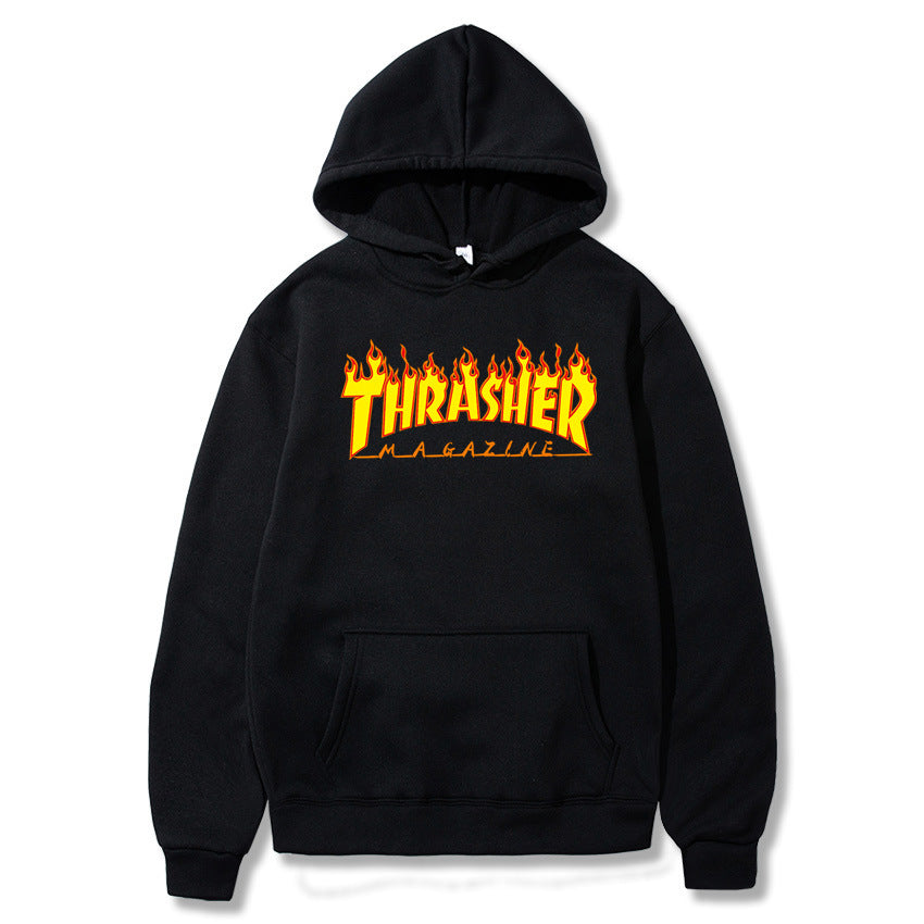 New Thrasher Skateboard Hoodie Thrasher Sweatshirt