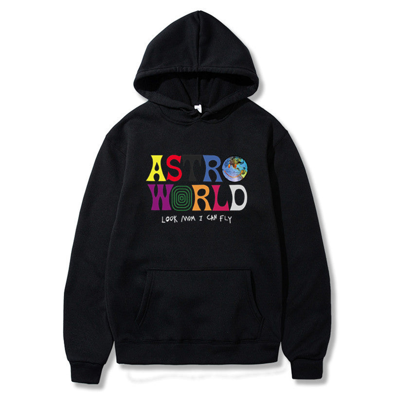 Travis Scott Astroworld Sweatshirt Unisex Travis Scott  hoodies Sweatshirt Pullover
