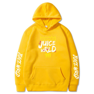 White Juice Wrld Sweatshirts Unisex Juice Wrld  hoodies Sweatshirt