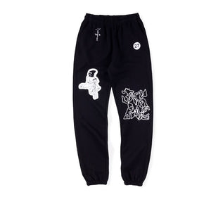 Travis Scott Cactus Jack Joggers Sweatpants Travis Scott Astroworld Jogger Pants Comfort Sweatpants Unisex