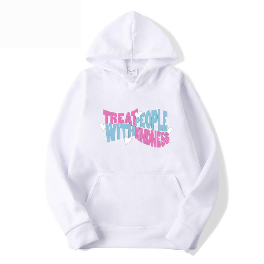 Treat People With Kindness Hoodie Men long Sleeve Hoodie