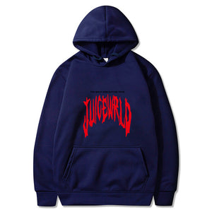Juice Wrld Sweatshirts Unisex Juice Wrld  The Wrld Domination Tour Hoodies Sweatshirt