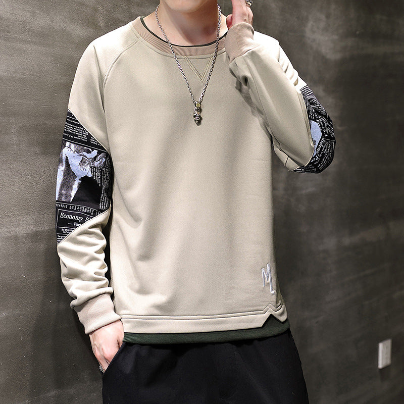 Men Hoodie Men Round neck sweater Hoodies