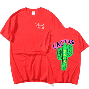 Travis Scott Cactus Jack T Shirt