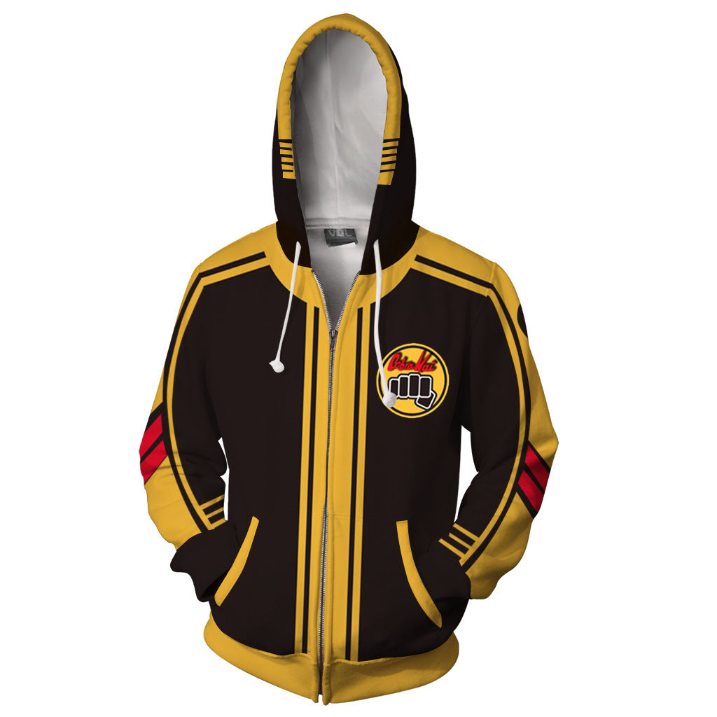 Cobra Kai Zipper Jacket
