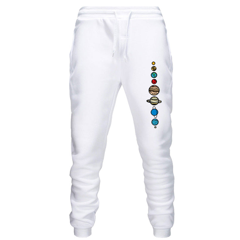 Planets Colour Men Sweatpant