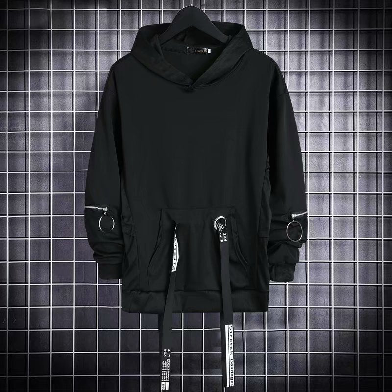 Black Men Hoodie Men hooded sweater