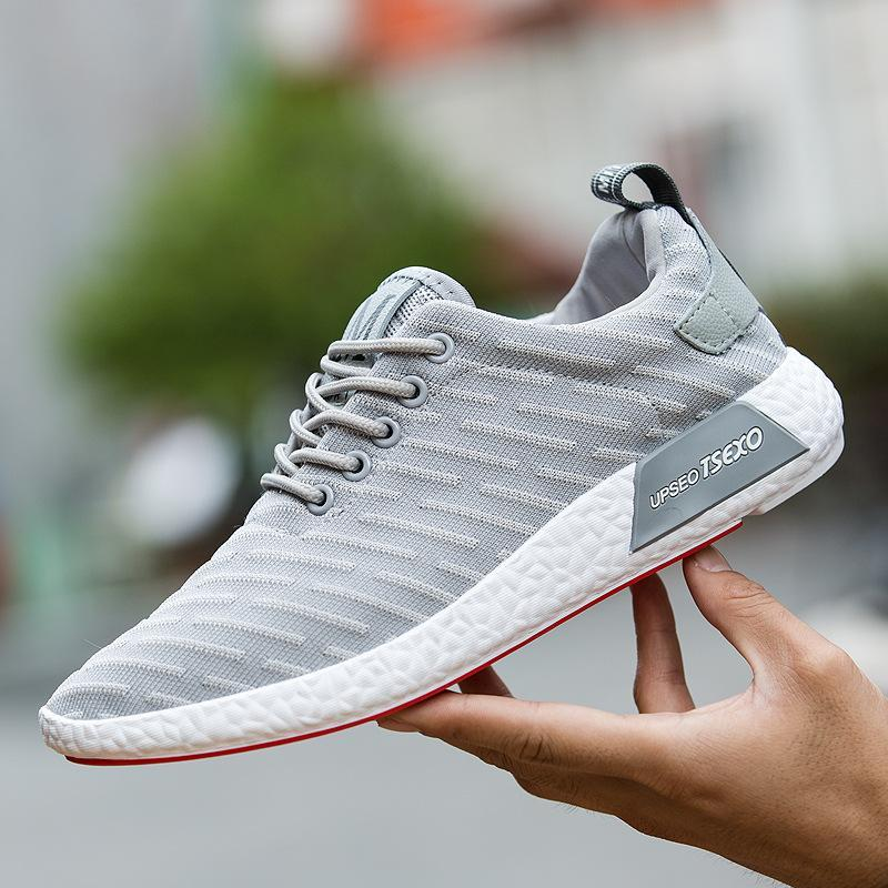 Spring and summer new Korean men's casual shoes