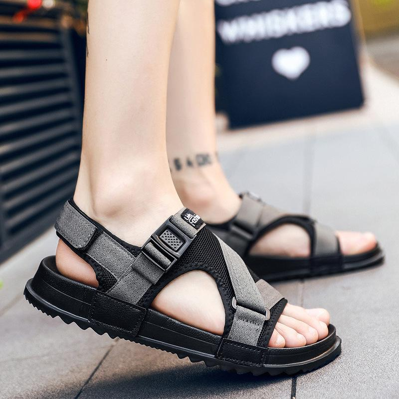Summer new fashion sandals non-slip beach shoes